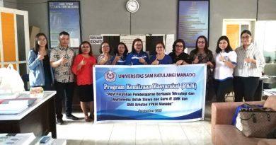 Program Kemitraan Masyarakat Prodi Teknik Informatika di SMA/SMK Yayasan Pendidikan Kristen Manado