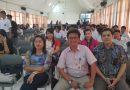 Sosialisasi Jurusan Teknik Elektro di SMA Eben Haezar Manado
