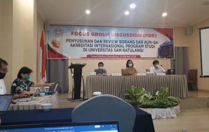 FGD Penyusunan dan Review Borang SAR AUN-QA
