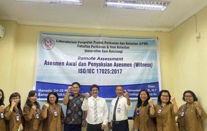 Remote Assessment LP3K FPIK Unsrat